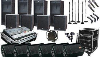 Empresa de instalação de sonorização