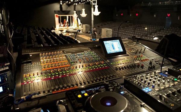 Empresa de soluções audiovisuais