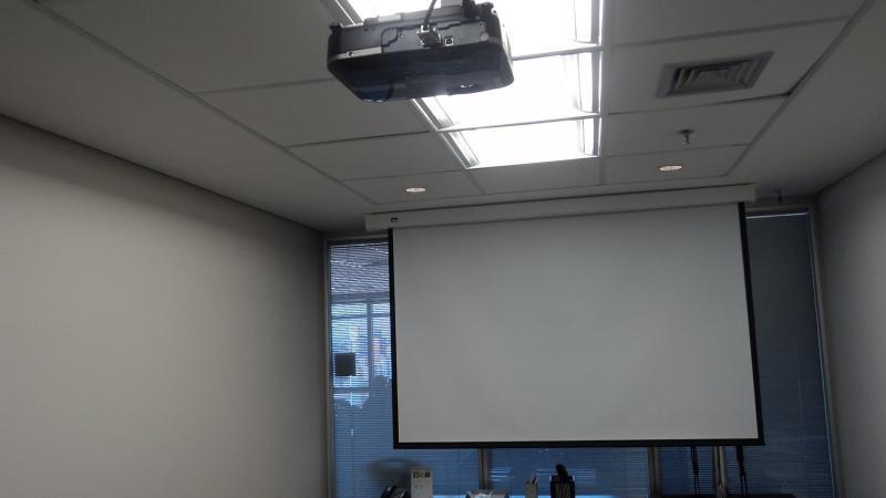 Instalação de projetores em são paulo