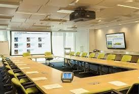 Projetor para sala de reunião