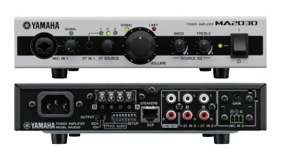 Amplificador de Som Yamaha